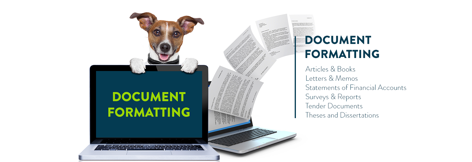 document formatting drogheda